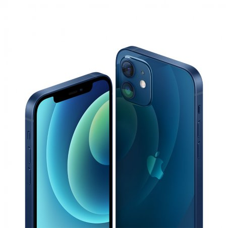 iPhone 12 - bleu