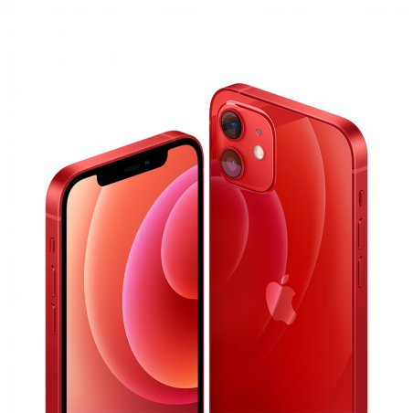 iPhone 12 - rouge