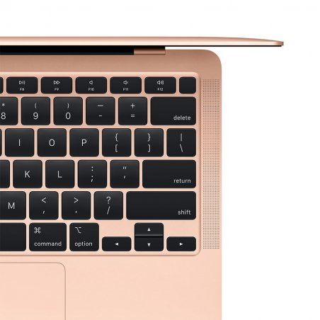 MacBook Air or avec puce Apple M1- détail