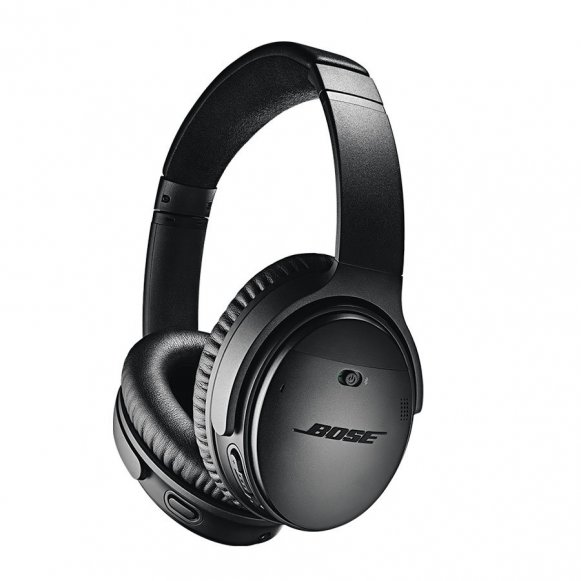 casque audio bose qc35 ii bluetooth avec micro. Black Bedroom Furniture Sets. Home Design Ideas