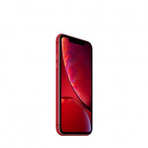 iPhone XR - Rouge avec écran Liquid Retina HD résistant à l'eau (IP67) et app photo grand angle 12Mpx