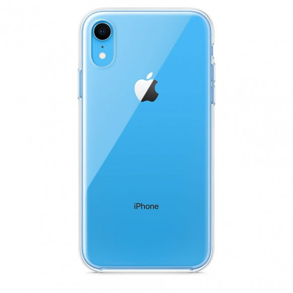 coque iphone xr transparent