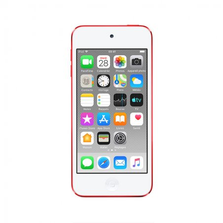 "iPod touch Rouge red product avec écran panoramique de 4 "" (diagonale) techno IPS Multi-Touch"