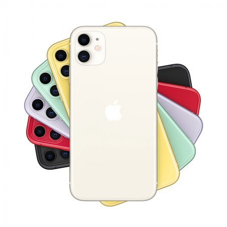 famille couleurs iPhone 11