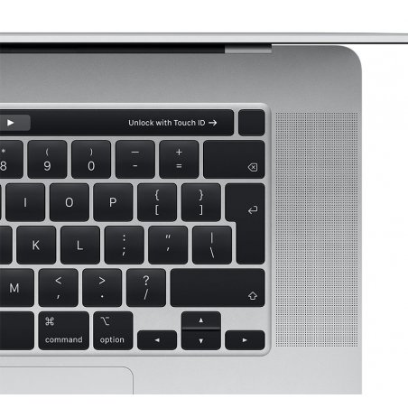 MacBook Pro 16 pouces Gris sidéral 1To Touch ID