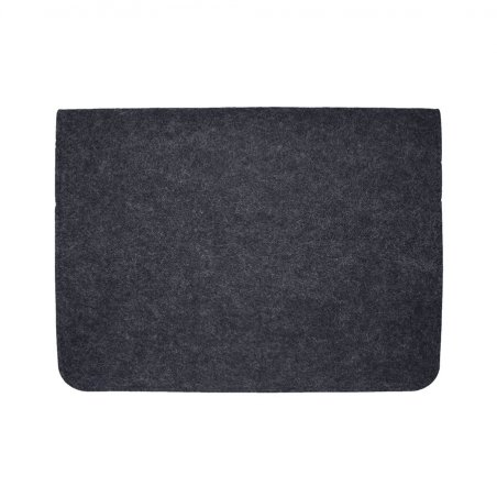 Housse Very Bad Coque MacBook Pro noire de dos