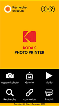 Application Kodak Printer
