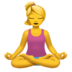 emoticon position Boudha
