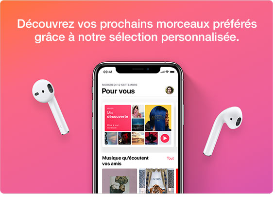 iPhone 11 Pro et AirPods Pro