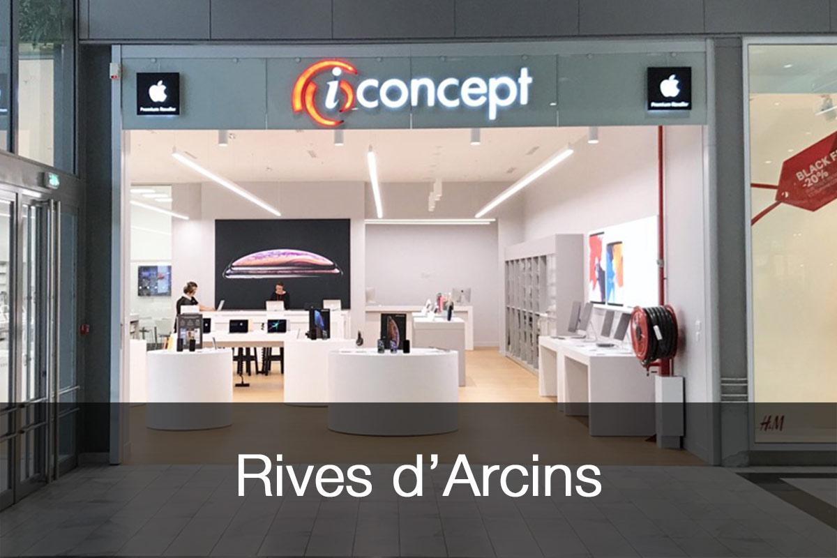 iConcept Rives d'Arcins