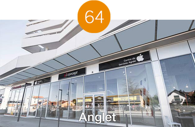 Magasin d'Anglet