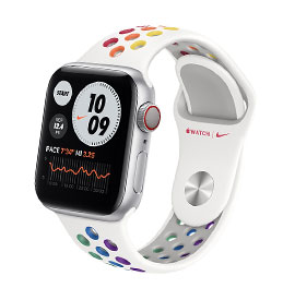 Apple Watch Nike serie 6 Pride Edition