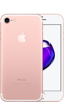 iPhone 7 Or rose