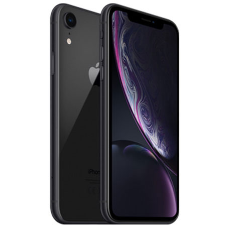 l'iPhone XR Noir