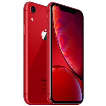 l'iPhone XR Rouge