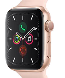 Apple Watch rose