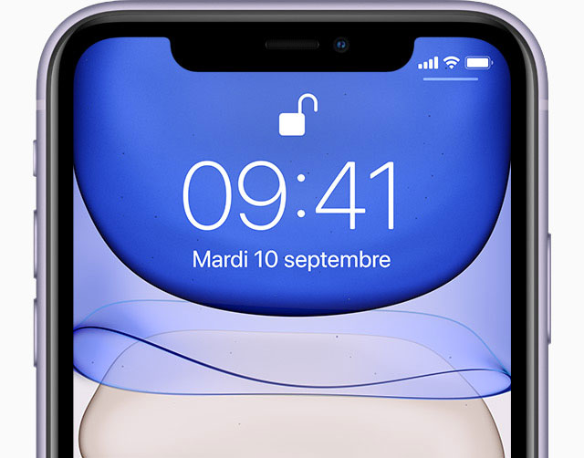 iPhone 11 - ultra grand-angle et grand-angle - respect vie privée