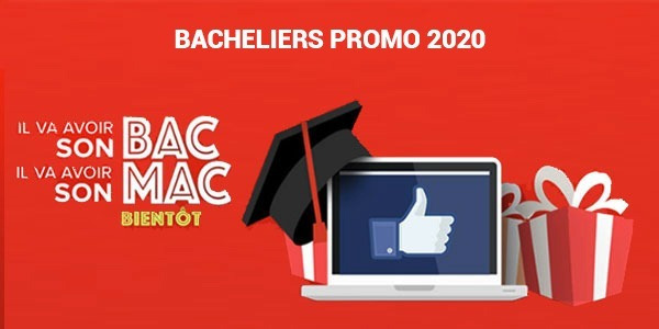 T'as ton BAC, t'as ton MAC ! édition 2020 anticipée